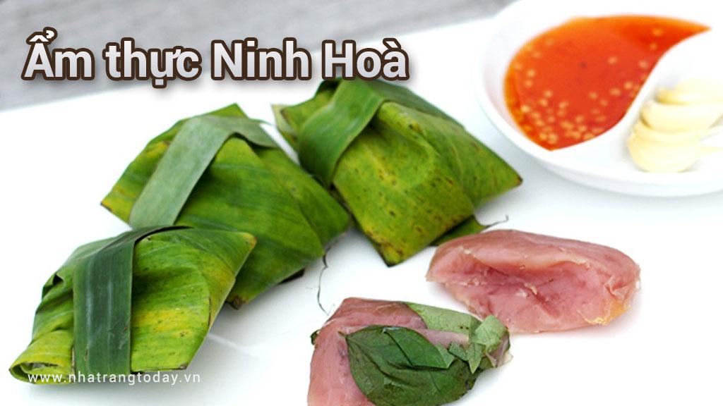 Ẩm thực Ninh Hòa hấp dẫn du khách xa gần