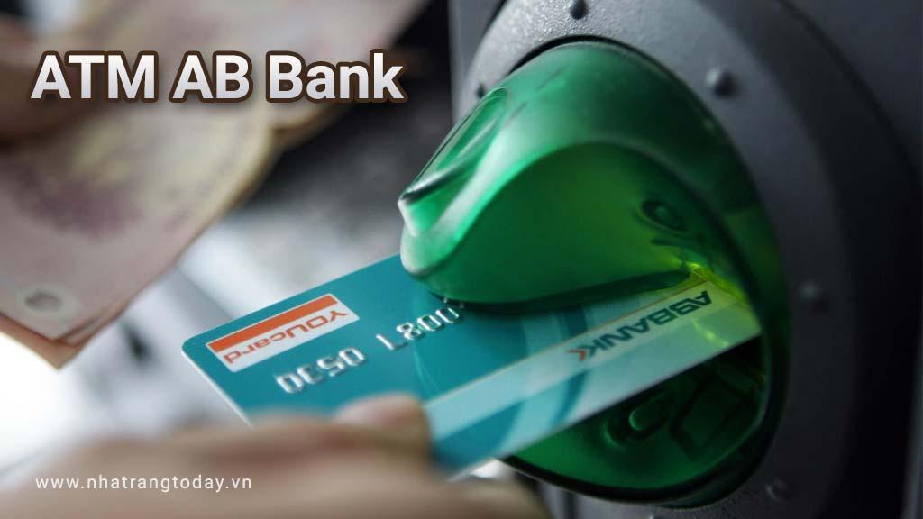 Hệ Thống ATM Ngân Hàng TM - CP An Bình Nha Trang