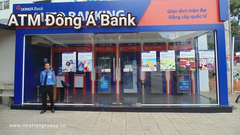 Hệ Thống ATM Ngân Hàng TM - CP Đông Á Nha Trang