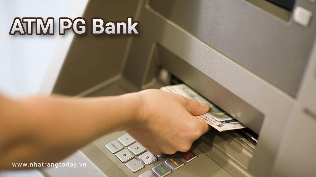 Hệ Thống ATM Ngân Hàng TM - CP Xăng Dầu Petrolimex PG Bank Nha Trang