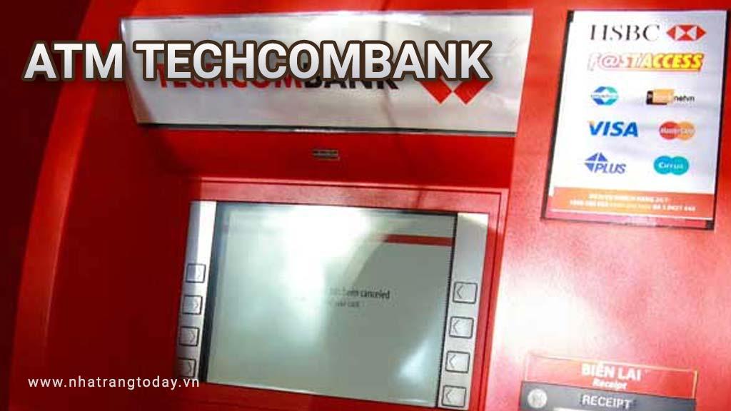 Hệ Thống ATM Ngân Hàng TM - CP Kỹ Thương Việt Nam Techcombank Nha Trang