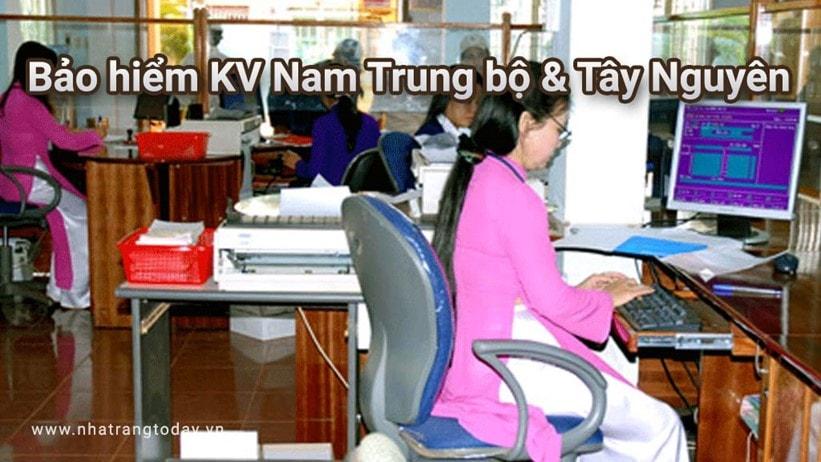 Chi Nhánh Bảo Hiểm Tiền Gửi KV Nam Trung Bộ & Tây Nguyên Nha Trang