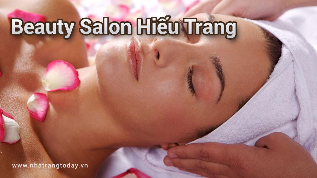 Beauty salon Hiếu Trang Nha Trang