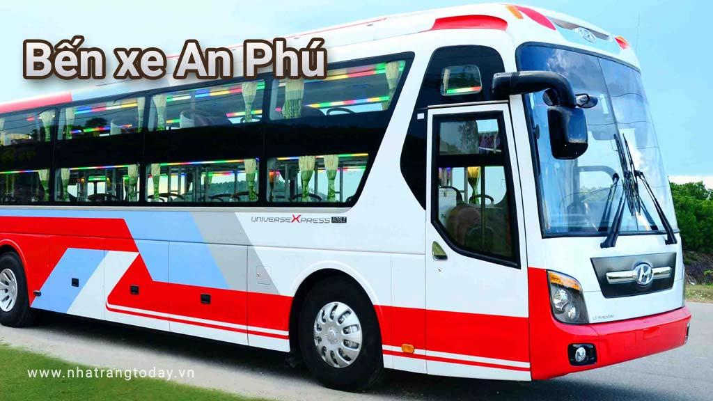 Bến Xe An Phú Nha Trang