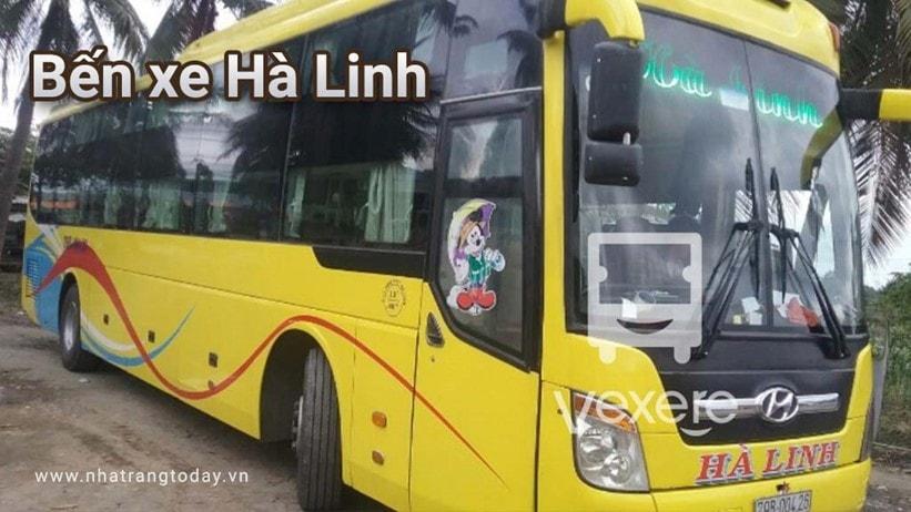Bến Xe Hà Linh Nha Trang