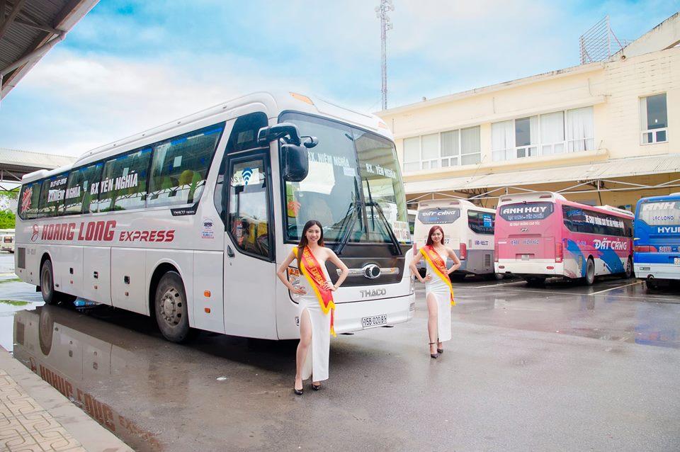 Bến Xe Hoàng Long Nha Trang