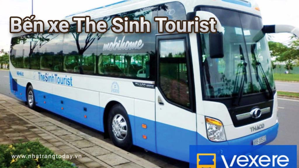 Bến Xe The Sinh Tourist Nha Trang