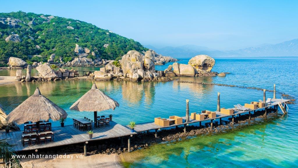 Đảo Bình Lập Nha Trang