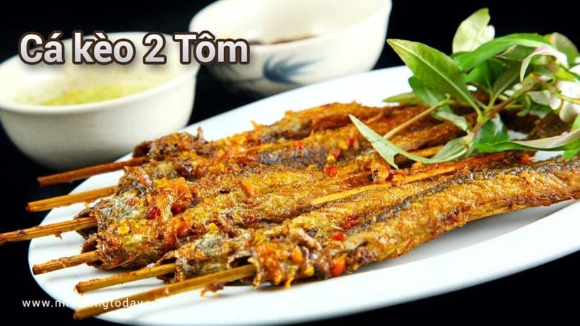 Cá Kèo 2 Tôm Nha Trang