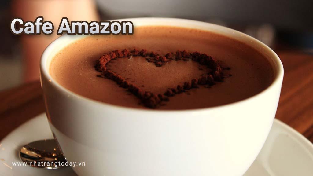 Cafe Amazon Nha Trang