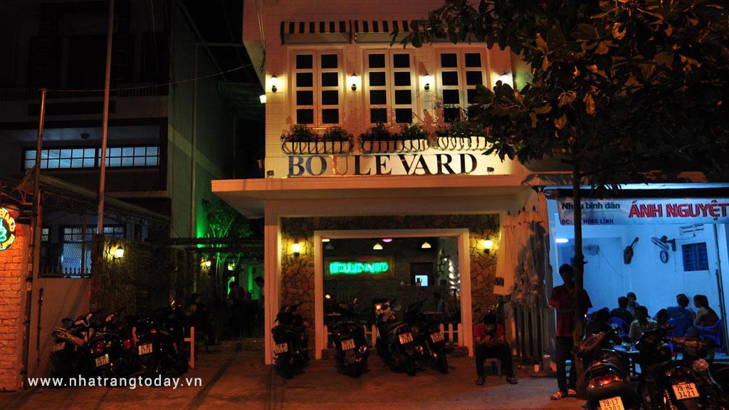 Cafe Boulevard Nha Trang