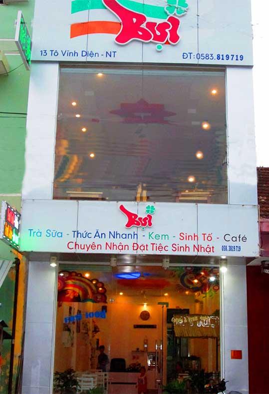 Cafe Bụi