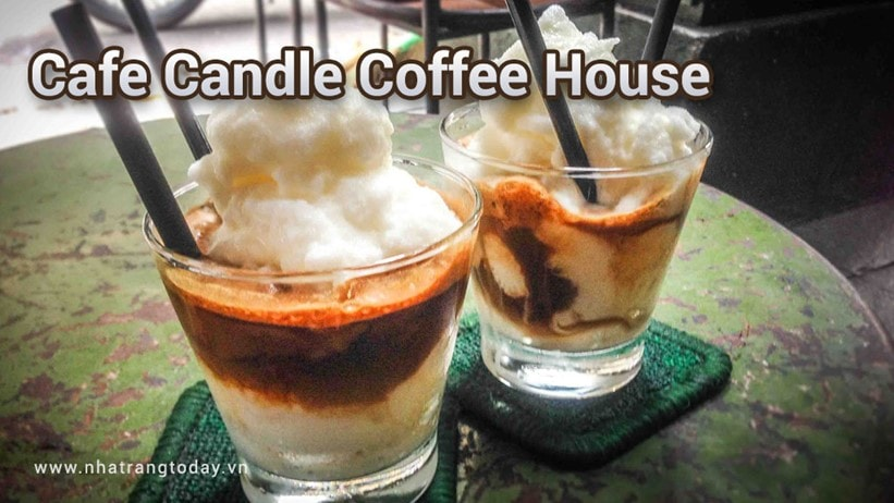 Cafe Candle (Candle Coffee House) Nha Trang