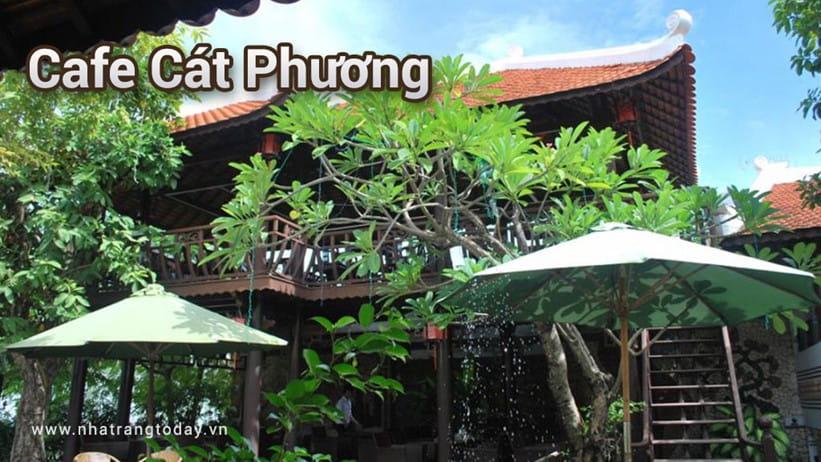 Cafe Cát Phương Nha Trang