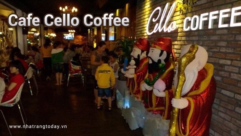 Cafe Cello Nha Trang
