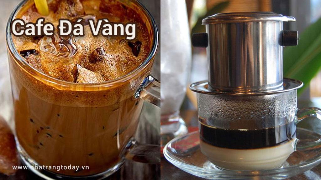 Cafe Đá Vàng Nha Trang