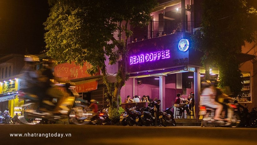 Dear Coffee Nha Trang