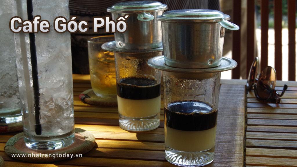 Cafe Góc Phố Nha Trang