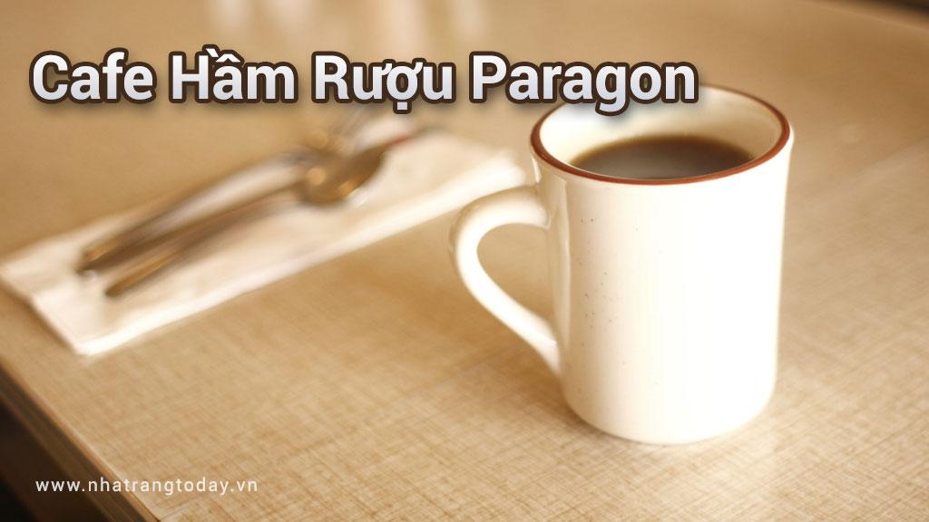 Hầm rượu Paragon Nha Trang