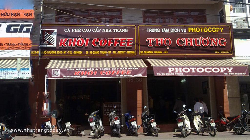 Cafe Khôi Nha Trang