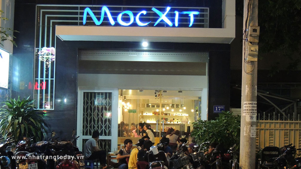 Mocxit Drink Cafe Nha Trang