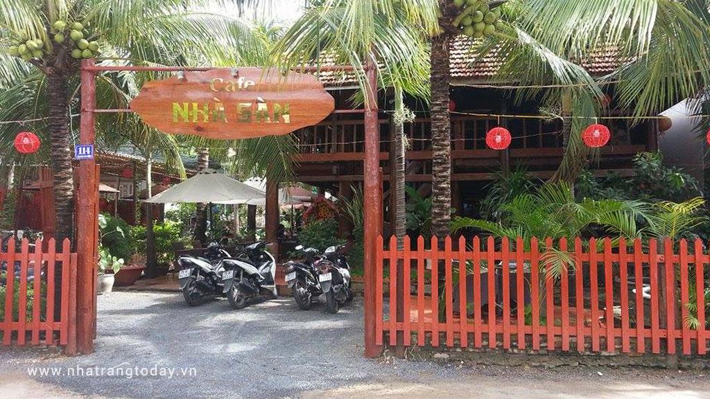 Cafe Nhà Sàn Nha Trang