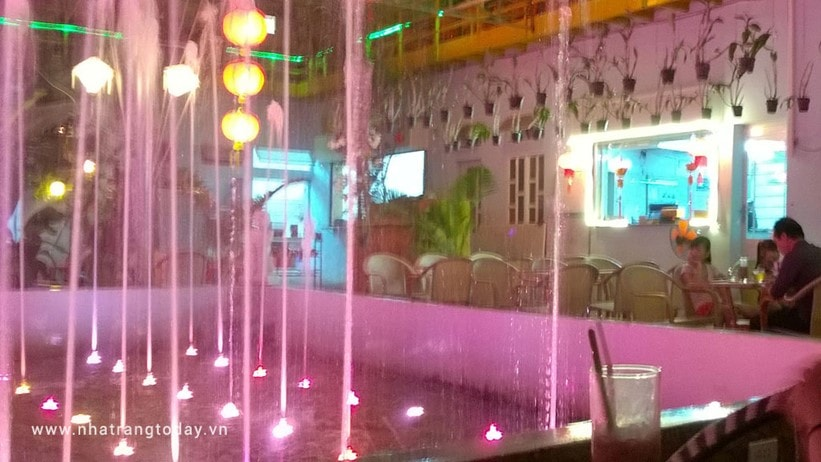Cafe Nhạc Nước CAT - Tiger Nha Trang