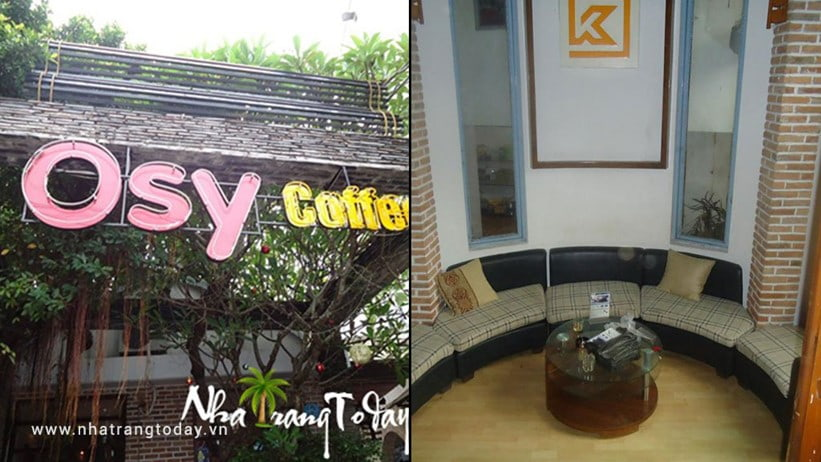 Cafe OSY Nha Trang