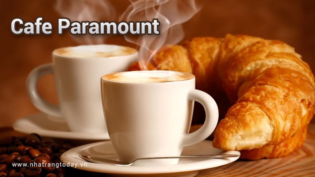 Cafe Paramount Nha Trang