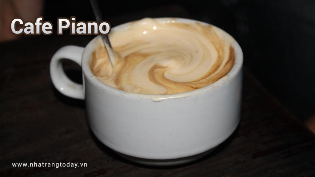 Cafe Piano Nha Trang