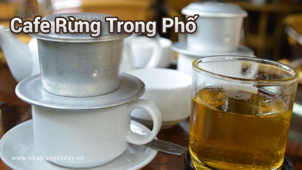 Cafe Rừng Trong Phố Nha Trang