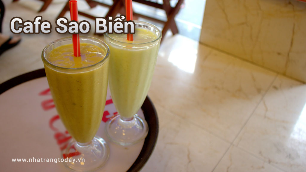 Cafe Sao Biển Nha Trang