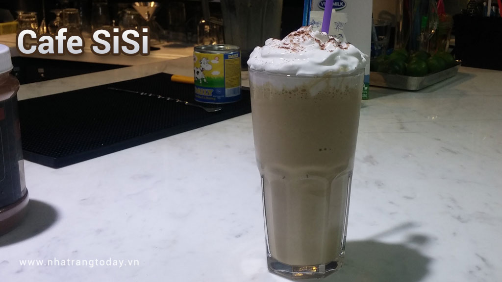 Cafe SiSi Nha Trang