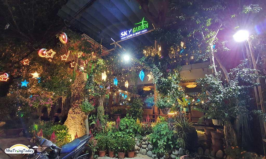 Cafe SKY GARDEN
