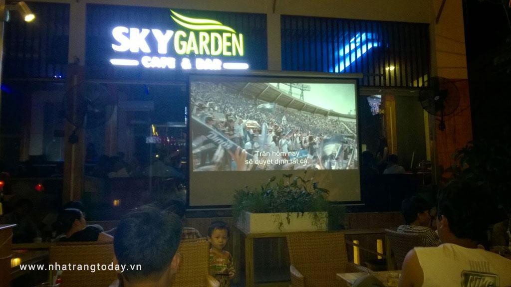 Cafe SKY GARDEN Nha Trang
