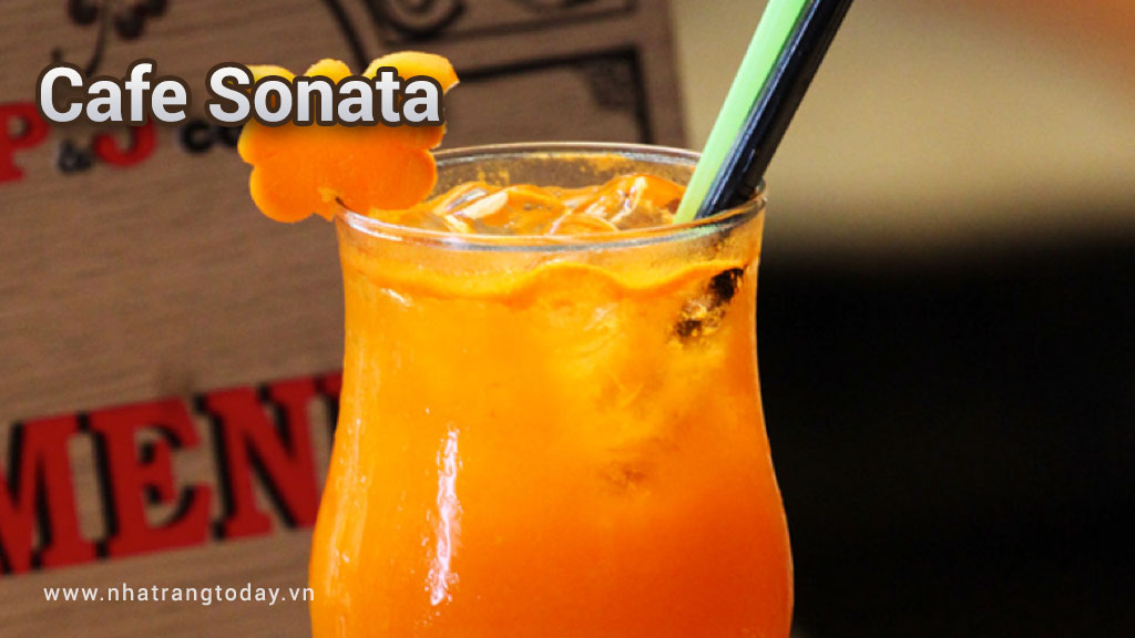 Cafe Sonata Nha Trang
