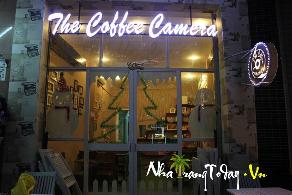 The Coffee Camera