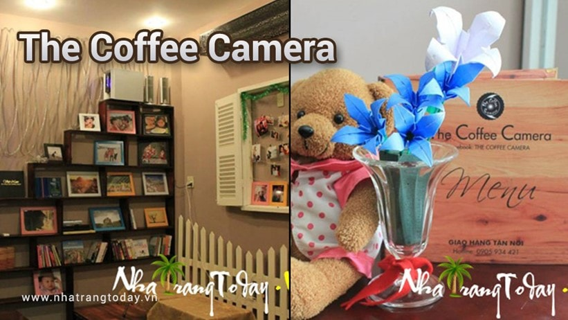 The Coffee Camera Nha Trang