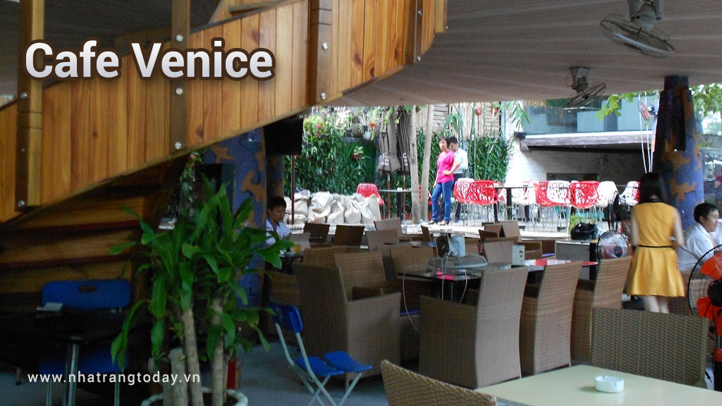 Cafe Venice Nha Trang