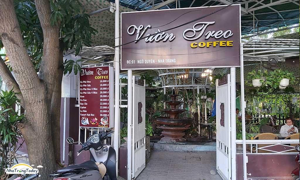 Cafe Vườn Treo