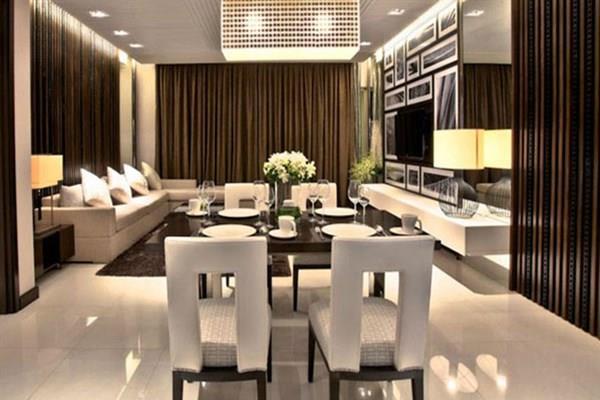 Khu phức hợp khách sạn - căn hộ 5 sao The Costa