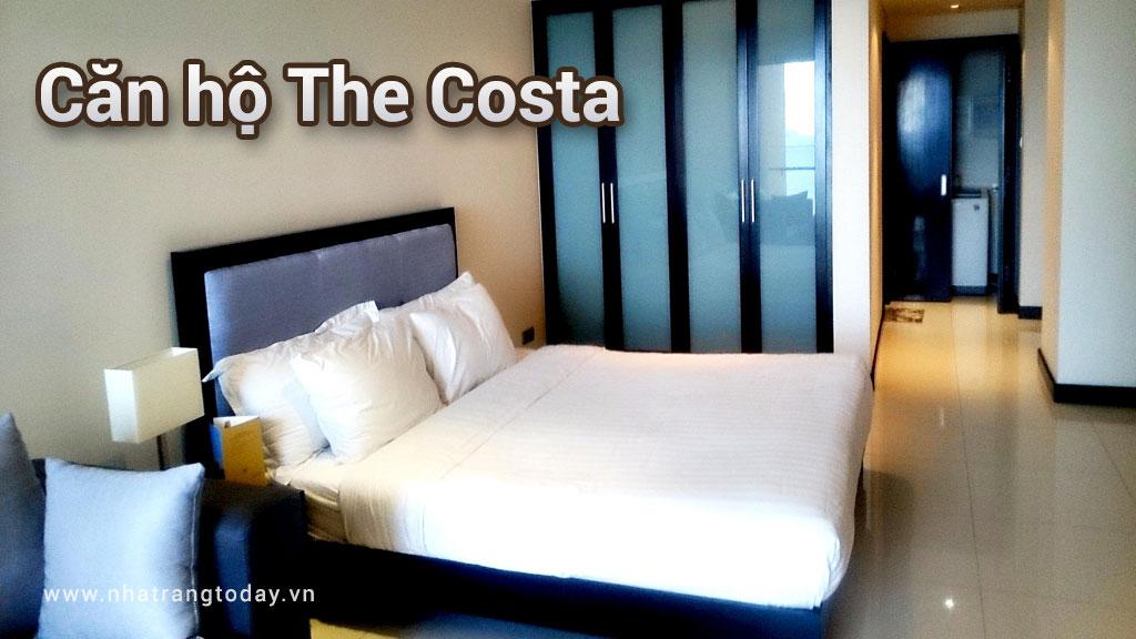 Khu phức hợp khách sạn - căn hộ 5 sao The Costa Nha Trang