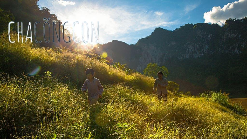 Phim Cha Cõng Con