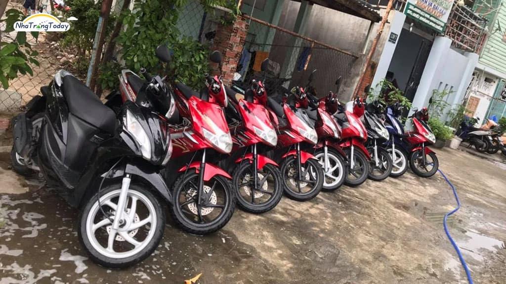 Cho Thuê Xe Máy Giá Rẻ Tại Nha Trang