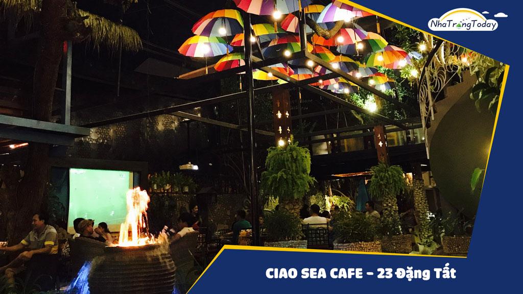 Ciao Sea Cafe Nha Trang