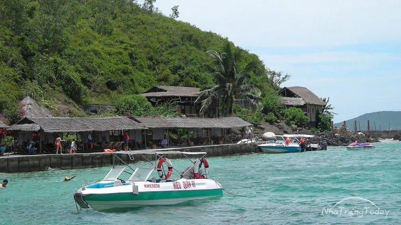 Khu du lịch Con Sẻ Tre Nha Trang