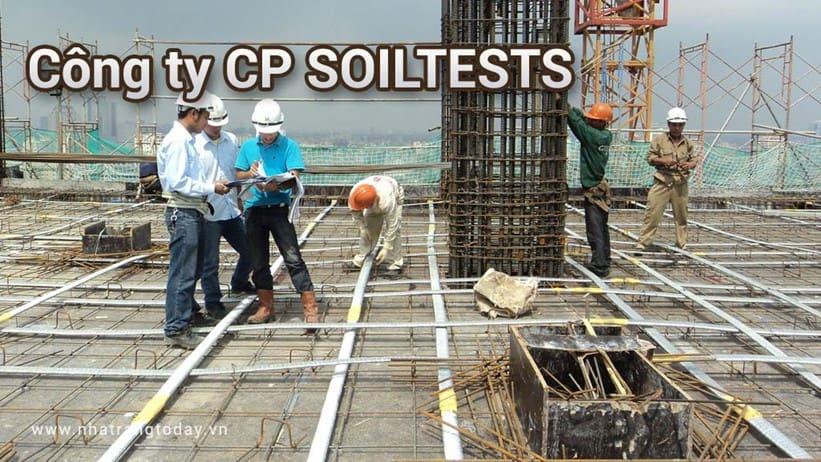 Công Ty CP Tư Vấn Khảo Sát & Kiểm Định Xây Dựng SOILTESTS Nha Trang