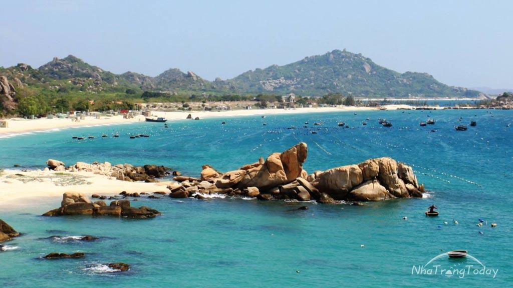 Đảo Bình Ba Cam Ranh - Khánh Hòa