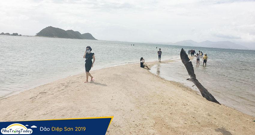 Đảo Điệp Sơn 2019
