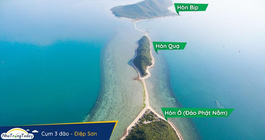 Đảo Điệp Sơn - Nha Trang - Khánh Hòa
